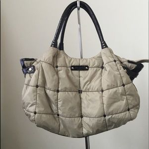 Kate spade puffer quilted purse